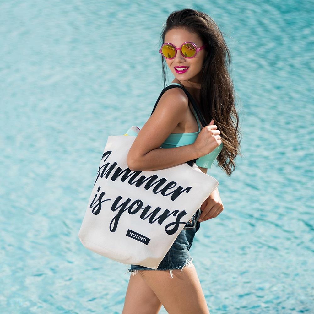 Notino beach bag