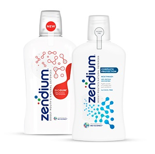 Zendium Mundwässer