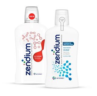 Zendium Elixires bocais