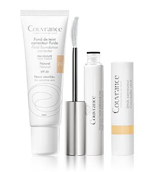 Avène Empfindliche Haut schminken