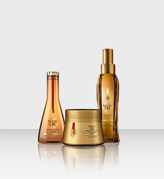 L'Oréal Professionnel Serie Expert Absolu Repair, Gold Quinoa, Inforcer, Mythic Oil, Pro Fiber