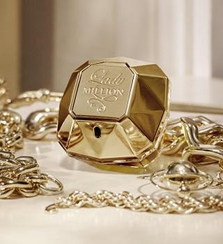 Paco Rabanne parfym Lady Million
