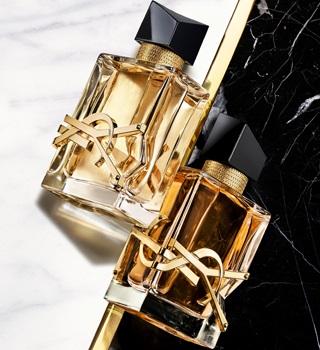 Yves Saint Laurent perfume mulher