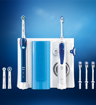 Oral-B interdental brush