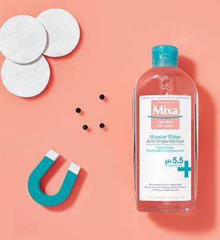 Mixa micelární voda