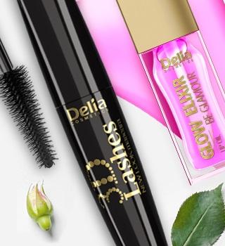 Delia Cosmetics Make-up