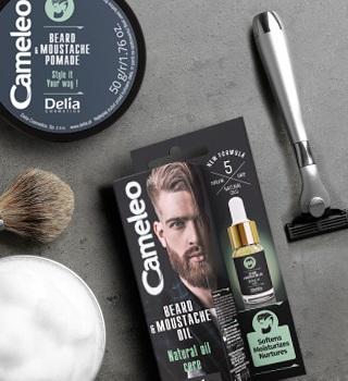 Delia Cosmetics voor mannen