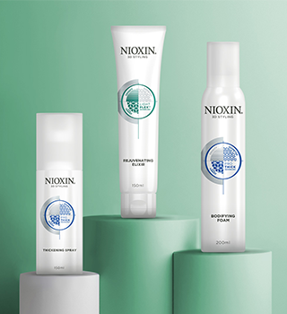 Nioxin 3D Styling
