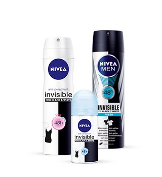 Deodoranti e antitraspiranti