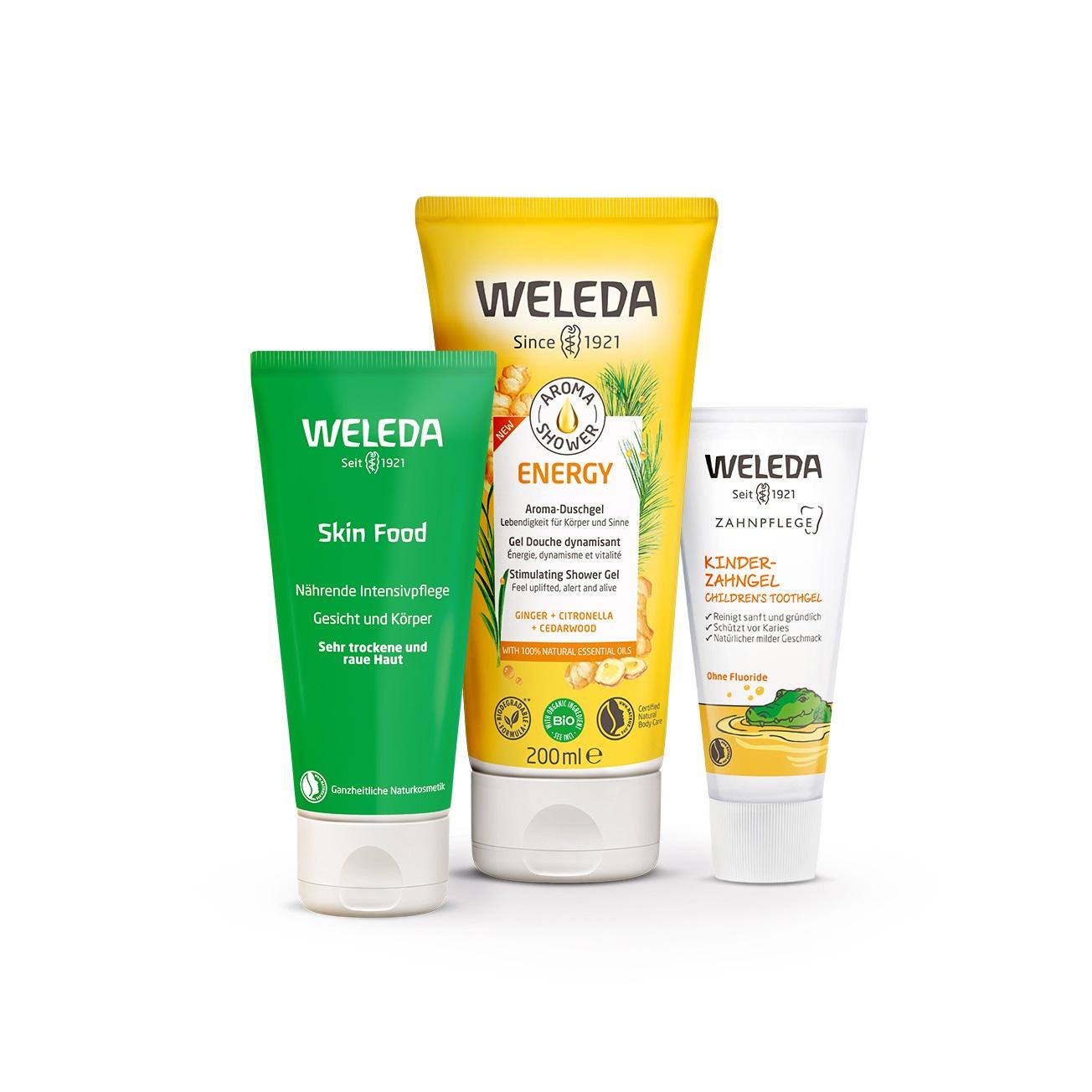 Wszystkie produkty Weleda