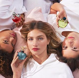 Nina Ricci parfémy