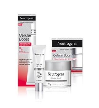 Ráncok és bőröregedés Neutrogena