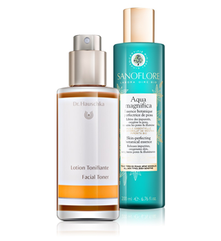 ORGANIC MAKEUP REMOVAL AND CLEANSING