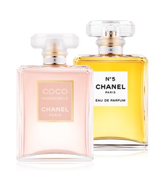 Chanel perfume mulher