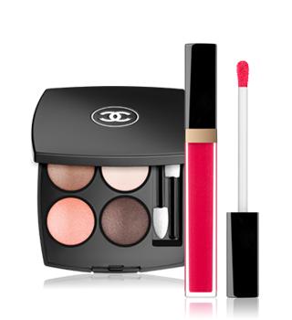 Makijaż Chanel