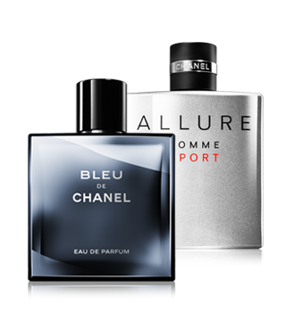 Chanel parfum heren