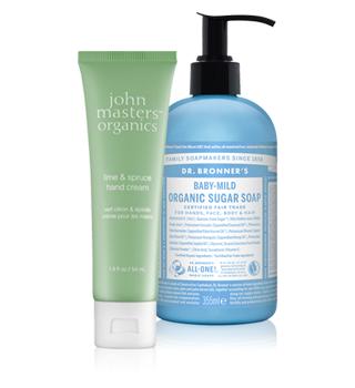 Bio a organická tělová kosmetika