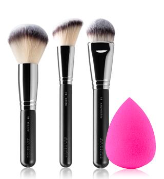 Štětce na líčení - profesionáln makeup štětce