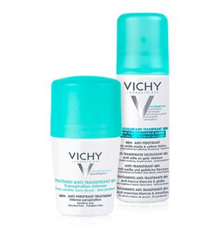 Starostlivosť o telo od Vichy