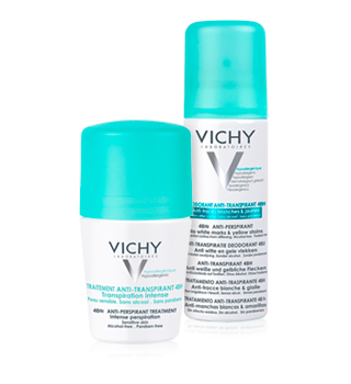 Cuidado corporal Vichy