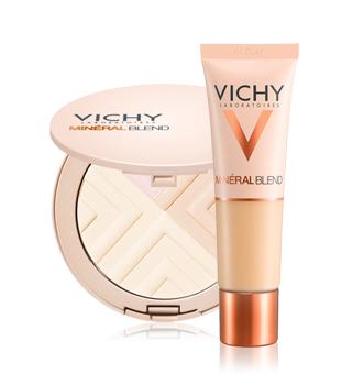 Vichy makeup a dekorativní kosmetika