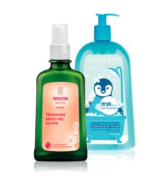 Kosmetyki do ciała dla dzieci