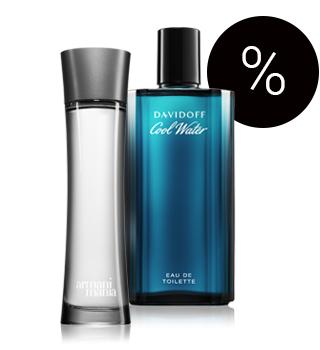 Perfumes en oferta