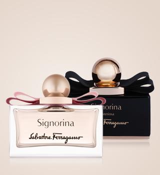 Salvatore Ferragamo naisten tuoksut