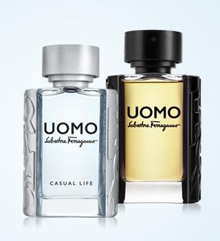 Salvatore Ferragamo Parfums voor mannen