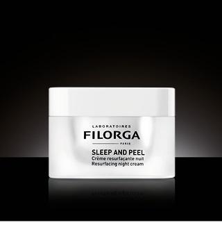 Περιποίηση νύχτας Filorga