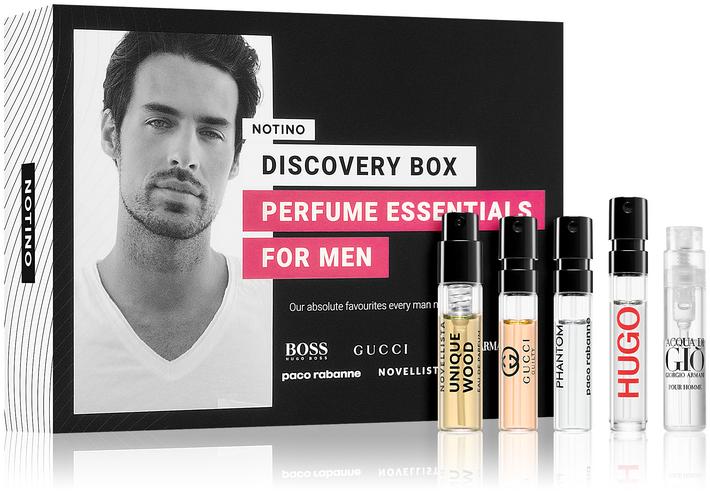 Perfume Essentials for Men
