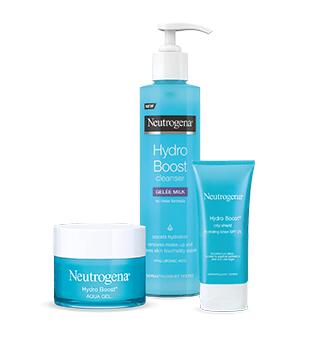 Neutrogena produtos para hidratação da pele