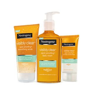 Neutrogena produtos para pele propensa a acne