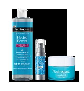 Hydratation creme visage Neutrogena