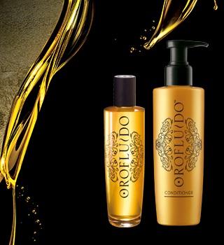 Orofluido - Pro všechny typy vlasů