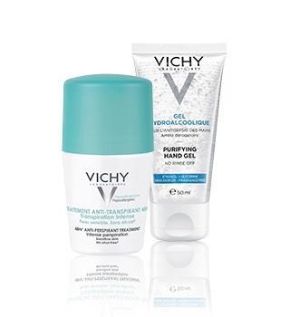 Vichy Cuidado do corpo