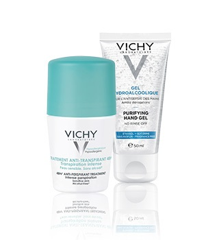 Body care by Vichy