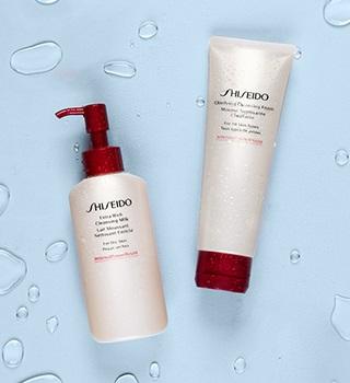 Shiseido Demachiere și curățare