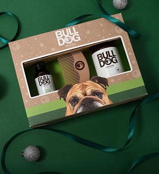Bulldog kosmetika - sady