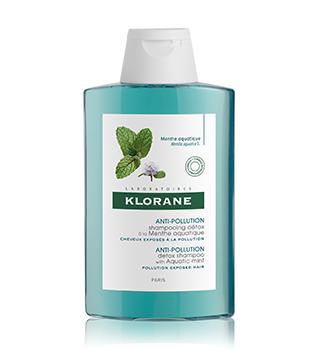 Šampony na vlasy Klorane