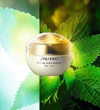 Shiseido - parfumuri și cosmetice de lux