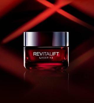 L'Oréal pleťová kosmetika