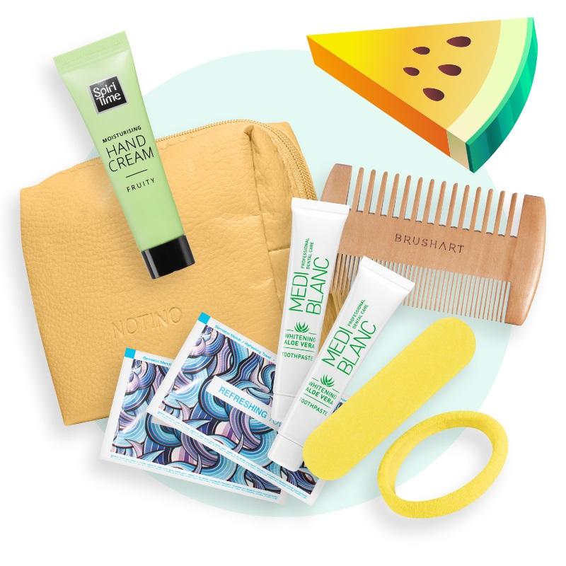 A Notino Essentials Kit Women csomag tartalma: