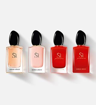 Armani dámske parfémy