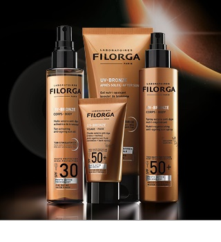 Sun protection Filorga