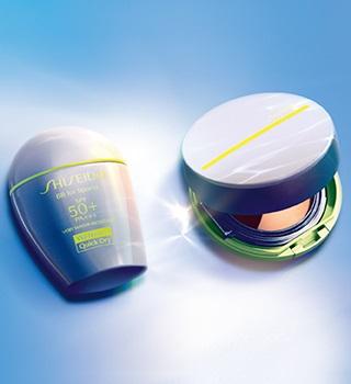 Shiseido Opalanie