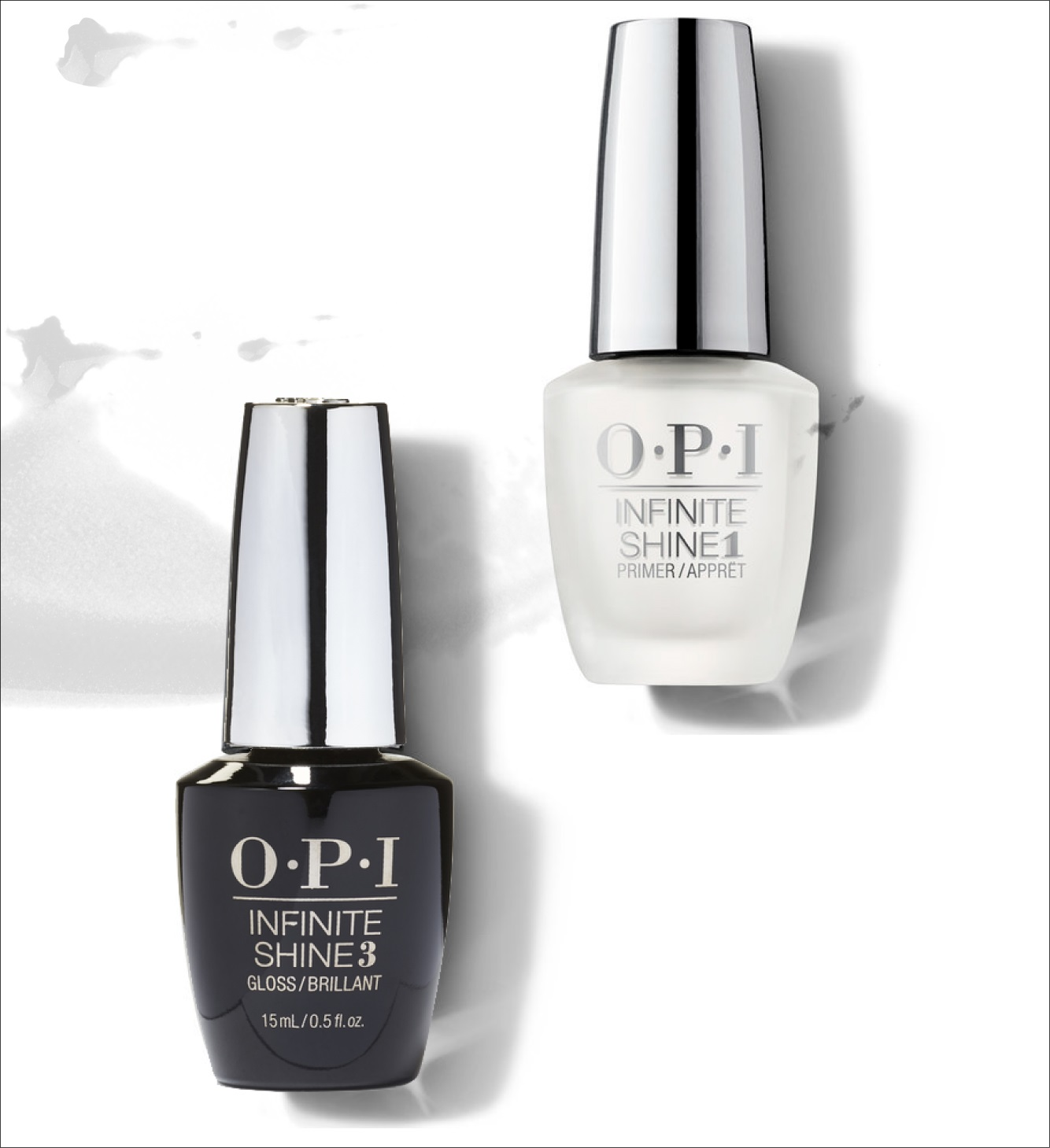 OPI Top Coat & Base Coat