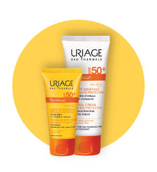 Uriage Solprodukter