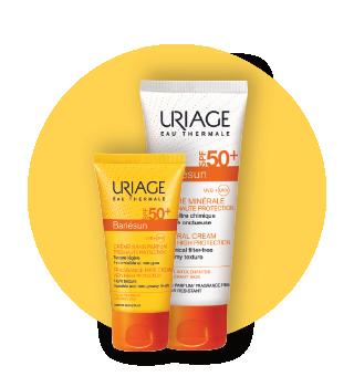 Napvédő kozmetikumok Uriage
