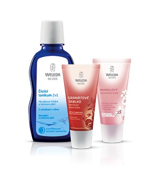 Weleda Skin care